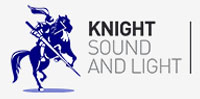 Knight Sound and Light Logo
