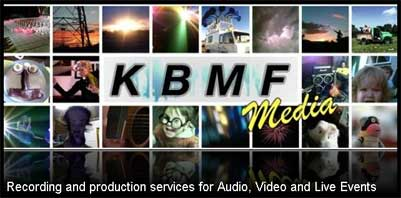recording and production services, for audio,, video and live events
