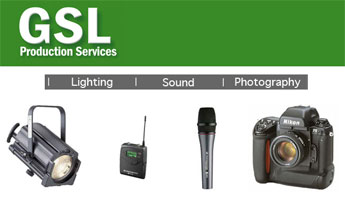 Lighting and sound (PA) equpment rental & Event photography
